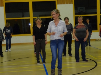 Ring Line Dance 2017 - Turnhalle Gampelen